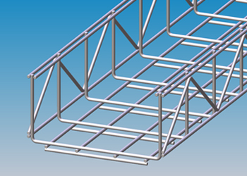 Cable trays - Heavy duty type