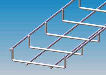 Cable trays Compact type